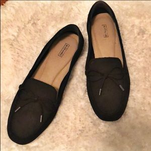Alex Marie Suede Leather Loafer- 8.5